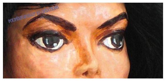 Michael Jackson by poupeeportrait